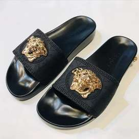 Versace billionaires Gucci Badman fendi slippers shoes
