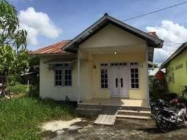 Rumah tinggal area bebas banjir