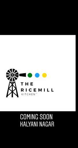 Ricemill kitchen looking for cook, new opening 2 nos