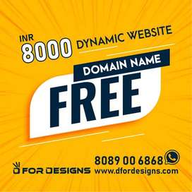 Website design D For Designs