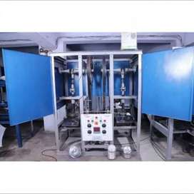 Good Profit with Great Income Install Paper Plate Machine with Buyback