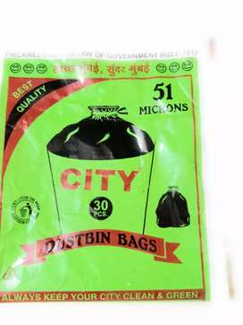 Garbage bag size 19*21 use for dustbin