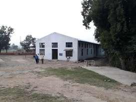 Land & Building for Sale on Baddi Nalagarh Road NH 21A