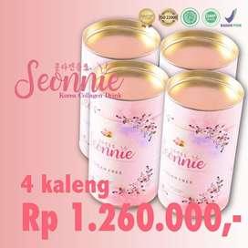 Seonnie Korea Collagen 4 box