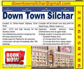 NEW COMMERCIAL PROJECT AT SILCHAR SONAI ROAC