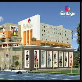 Platinum & Mundeshwari heritage mall commercial shops available Patna