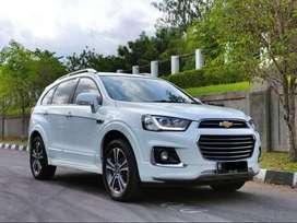 Chevrolet Captiva Diesel a/t 2016 FL2 LTZ Putih