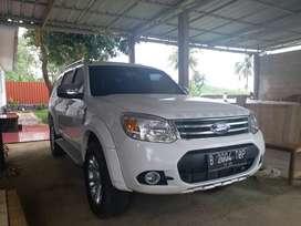 Ford everest AT - Ltd