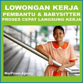 Loker Wanita PRT,ART dan BabySitter