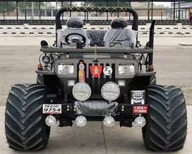 Latest New Modified Willy Jeep Ready for Delivery
