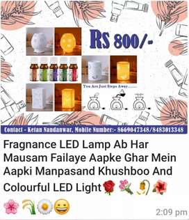 FRAGRANCE LED LAMP