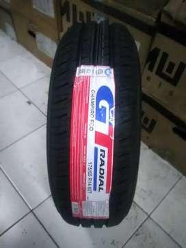 Ban baru GT Radial 175 65 R14 Champiro Eco Ayla Agya Brio Calya Sigra