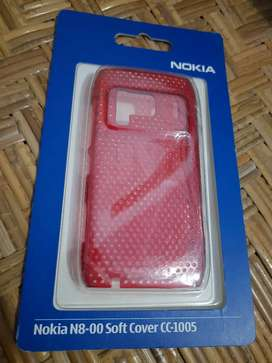 Softcase Harcase Softcover HardCover Nokia N8