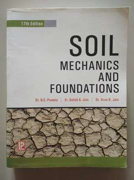 Soil Mechanics and Foundations by Dr. B. C. Punmia