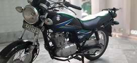 Suzki GS 150 Just Buy and Drive no work required single handed used