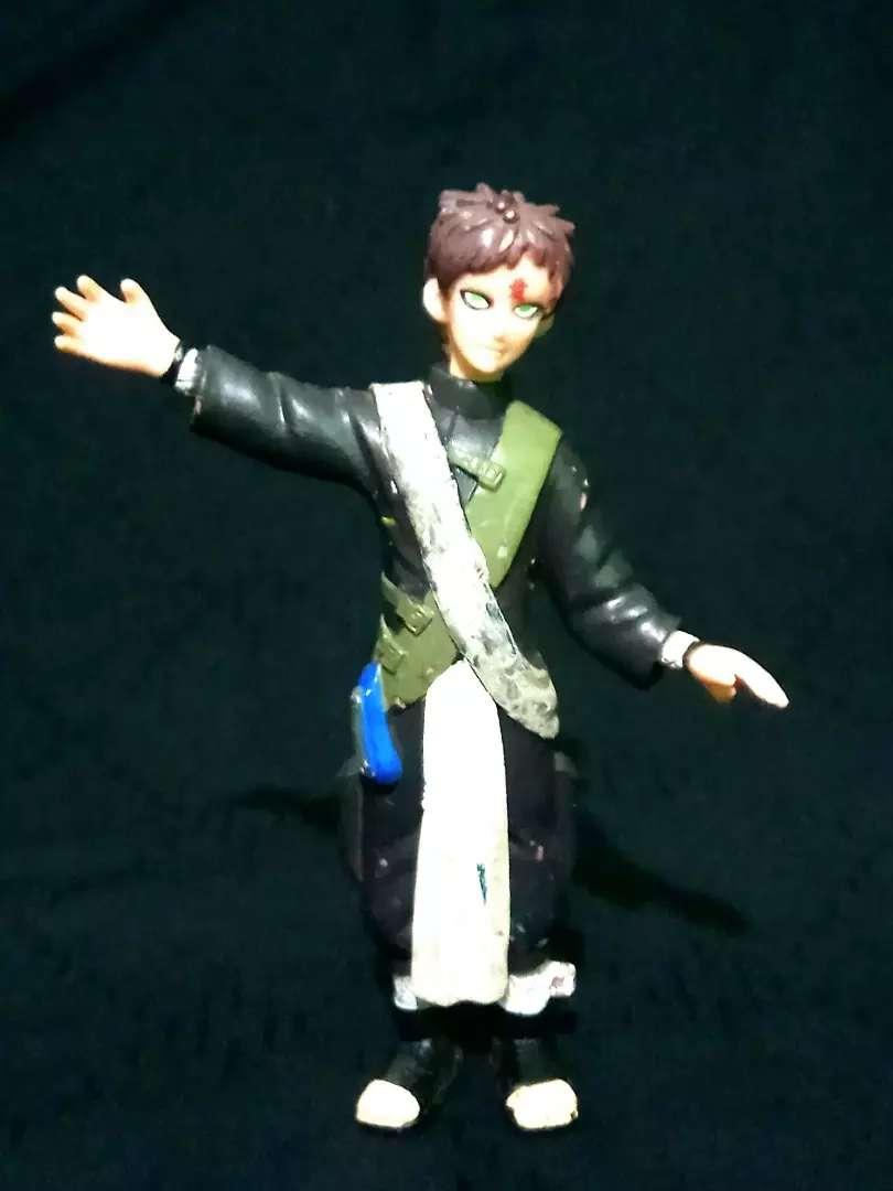 Action figure naruto friend..