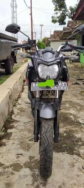 Motor vixion new 2013