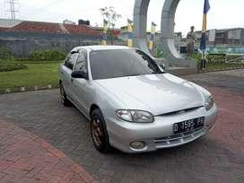 Hyundai Accent 2006 Bensin