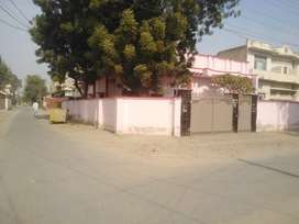 6.5 marla corner double story house for rent