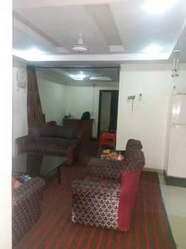 2bedrooms furnish 1230 sq feet flat  sale in bahria ph 4 civic center
