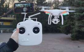 NEW DRONE HD CAMERA WEDDING WITH REMOT CONTROL...FF