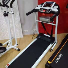 The Best-Treadmill Listrik 2 Gerakan With Massage