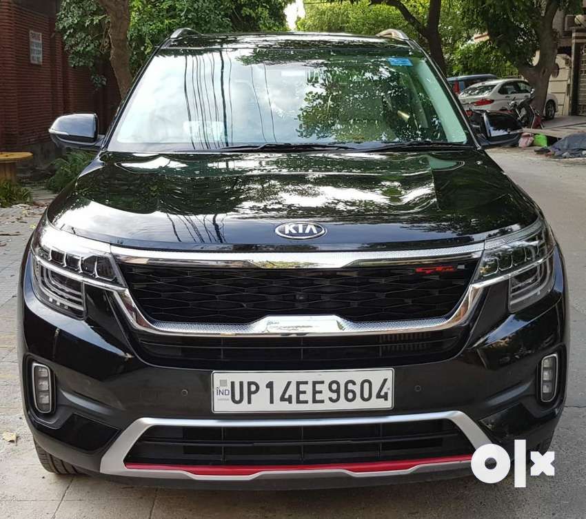 KIA Seltos GTX Plus Automatic D, 2019, Petrol 0