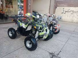 2010 High Quality 125cc Hummer  Atv Quad Four Wheels Bike Deliver In