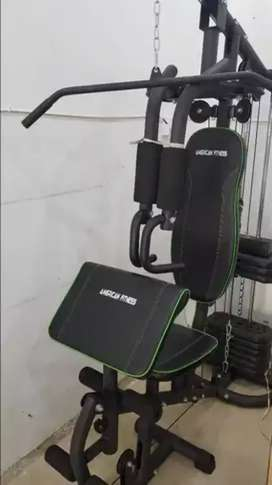 Home Gym DP 7080 American Fitness