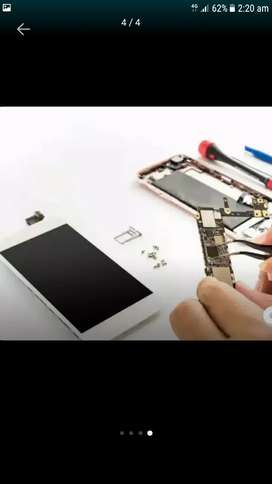 IPHONE BATTERY REPLACEMENT WITH ORIGINAL SPAIR ONLY . 999