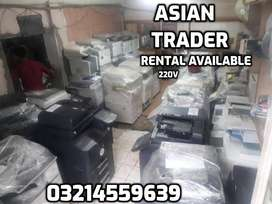 Ricoh Mp 2550/3350 - B & W Photocopiers With Printer & Scanner