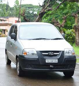 Hyundai Santro Xing 2006 CNG & Hybrids Well Maintained