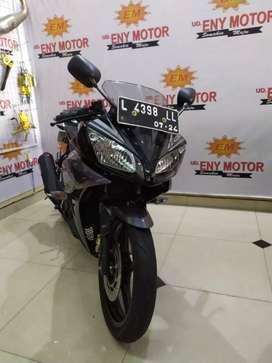 Yamaha R15 2014 hitam super istimewa.