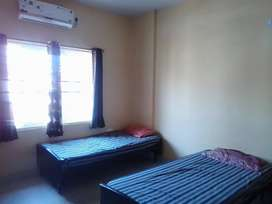 Air Conditioned 1BHK for 2 bachelor.Near KIIT, TCS, Infosys