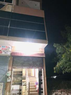 TRIPLE STORY SHOP AVAILABLE ON RENT nwar Cheema  nagar jal
