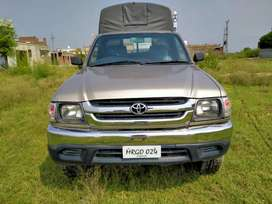 Toyota Hilux Single Cabin 4x4 dala