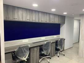 Full Furnished Office for rent Rs 30000