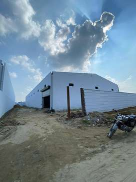 8000sqfeet warehouse ready to move alamgir road gill road