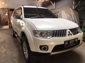 Mitsubishi pajero 4x4 a/t eks deler mistubishi bukan eks proyek
