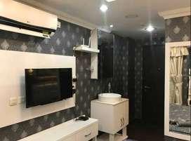 Disewakan mewah Apartemen Belmont Studio Full furnished, Jakarta barat