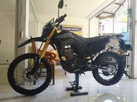 Honda crf tahun 2019 Bali dharma motor