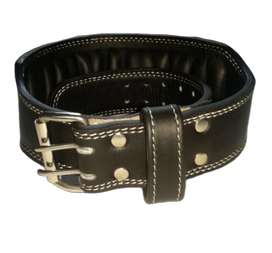 BELT FOR BODY BUILDERS MADE OF SOFTEST LEATHER