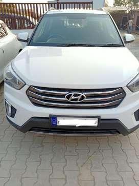 Hyundai Creta 1.6 SX Plus Auto, 2018, Diesel