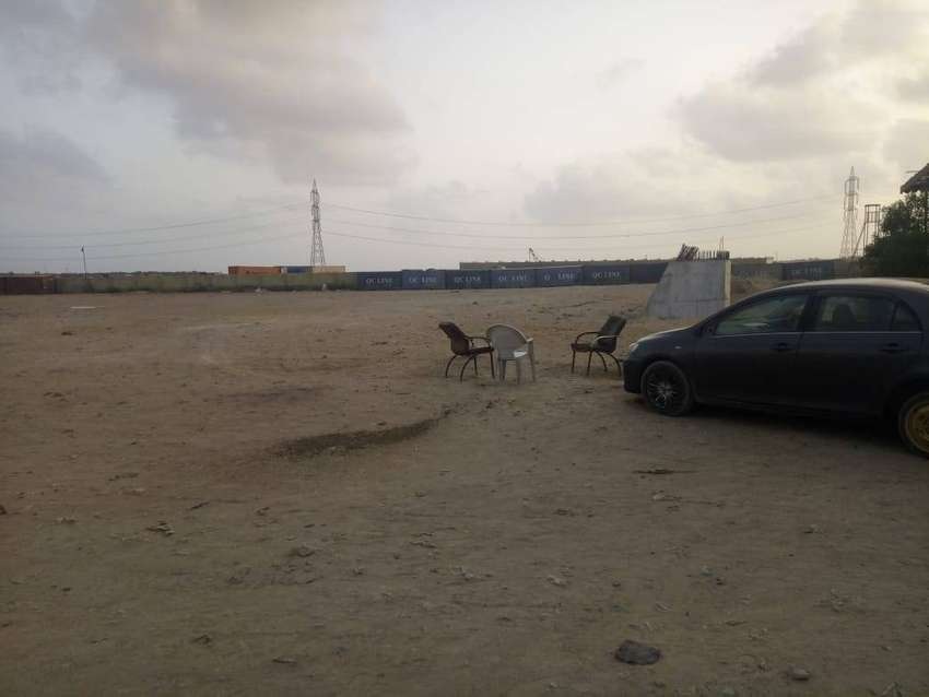 Land for sale, 6 acre best location running warehouse KPT 0