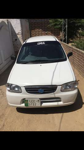 Alto 2007 model in good condition