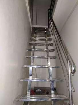 Stairs SS jindel steel
