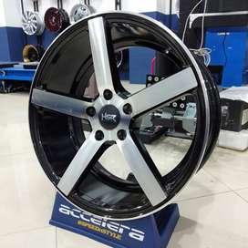 Peleg Palang Ring 18 Cocok Mobil Innova Baut Pcd 5x114,3 Import Murah