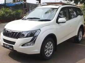 personal driver at ainthapali for mahindra XUV500