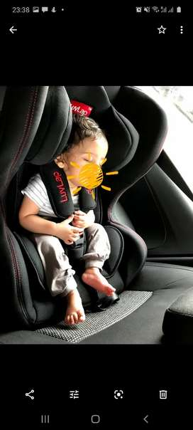 Car seat for baby n toddler upto 4 years