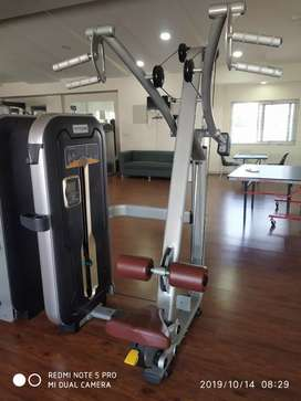 Fitline Back workout machine